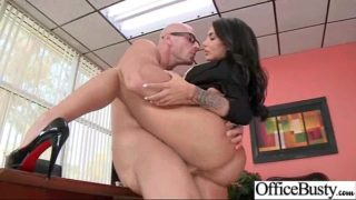 Hard Sex In Office With Big Round Tits Horny Girl (lela star) vid-25