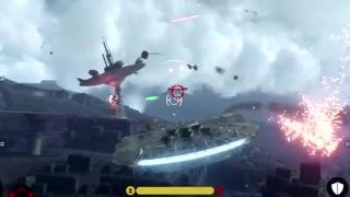 Star Wars Battlefront: Fighter Squadron Mode Gameplay Trailer