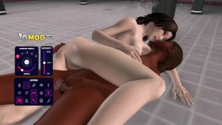 3D anal fist Anal Promo