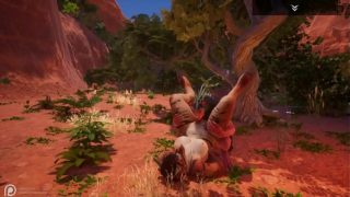 wild life game 3d animation furry yiff monster lizard sex cow forest animals fantasy anthropomorphic